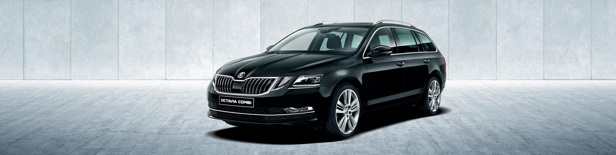 Uusi Škoda Octavia