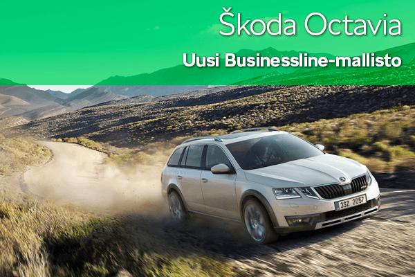 Skoda Octavia Businessline | Loimaan Laatuauto Oy
