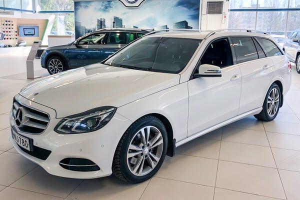 Mercedes_Benz_E 300_Hybrid | Loimaan Laatuauto Oy