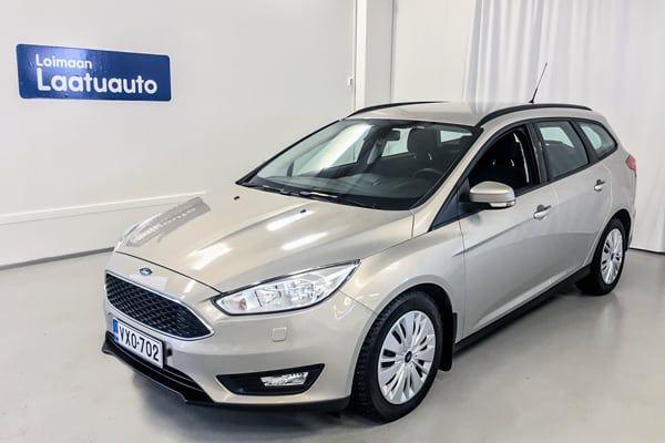 Ford Focus Ecoboost Wagon |Loimaan Laatuauto Oy