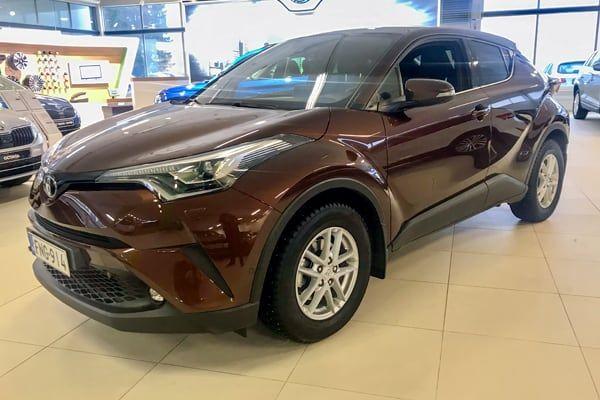 Toyota CH-R Multidrive | Loimaan Laatuauto Oy