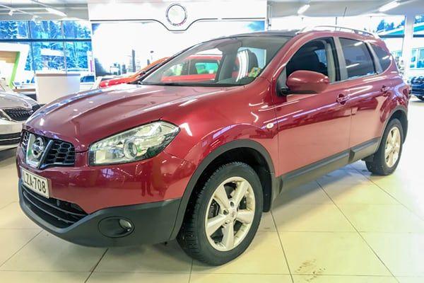 Nissan Qashqai+2 4WD | Loimaan Laatuauto Oy