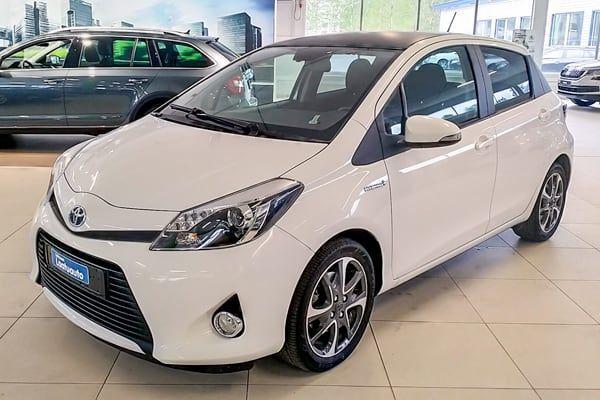 Toyota Yaris hybrid aut. | Loimaan Laatuauto Oy