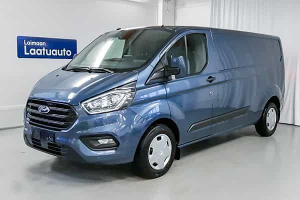Ford Transit Custom Trend |Loimaan Laatuauto