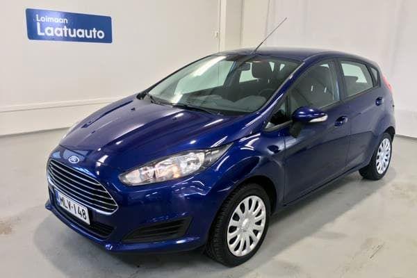 Ford Fiesta Edition   Loimaan Laatuauto Oy