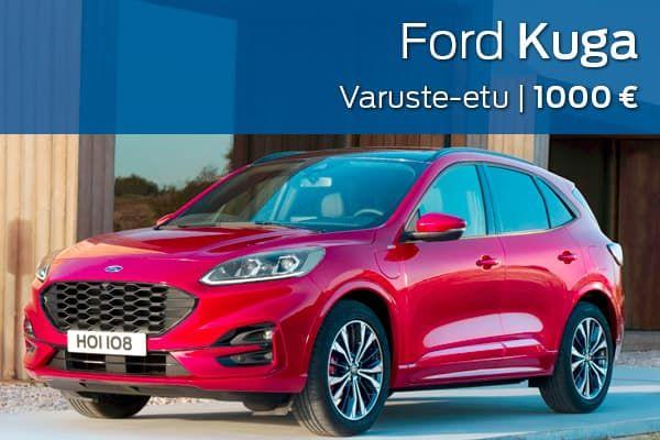 Ford Kuga kampanja | Loimaan Laatuauto Oy