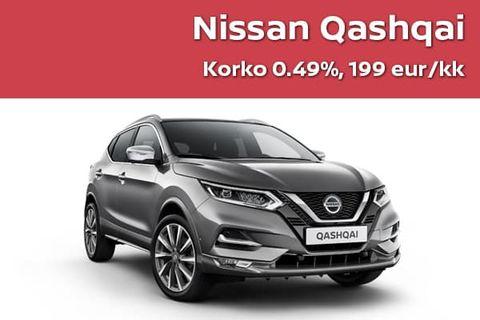 Nissan kampanjat Loimaan Laatuauto Oy