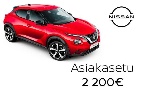 Nissan Juke kampanja | Loimaan Laatuauto Oy