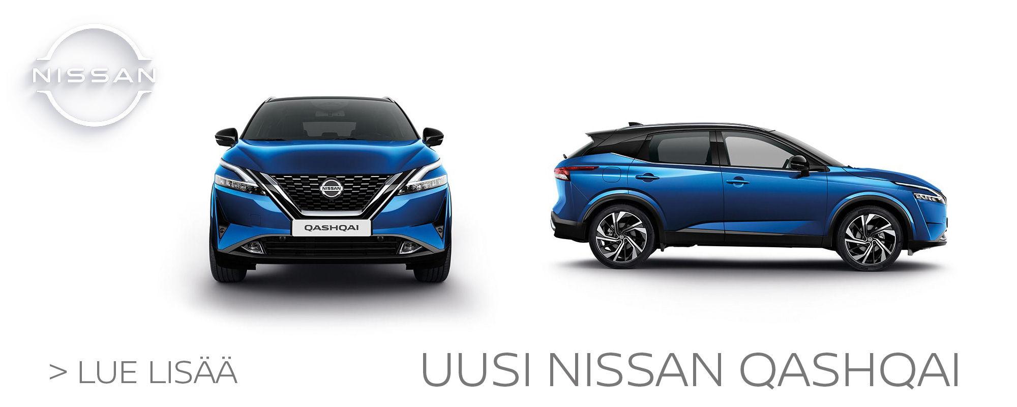 Nissan Qashqai huippueduin | Loimaan Laatuauto Oy