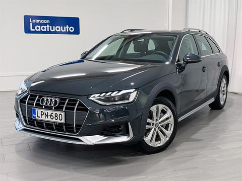 Audi A4 allroad quattro Business 40 TDI 150 kW kevythybridi | Loimaan Laatuauto Oy