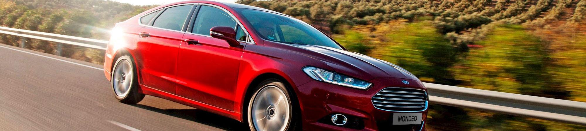 Monipuolisesta Ford mallistosta löytyy auto jokaiselle