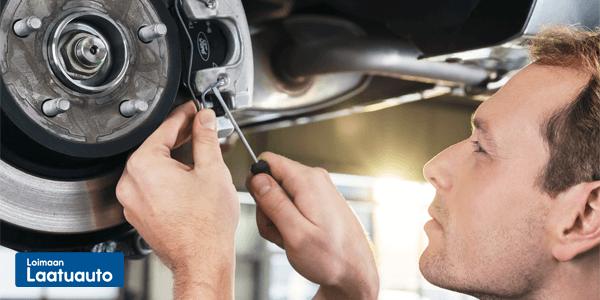 Automekaanikolle töitä | Loimaan Laatuauto