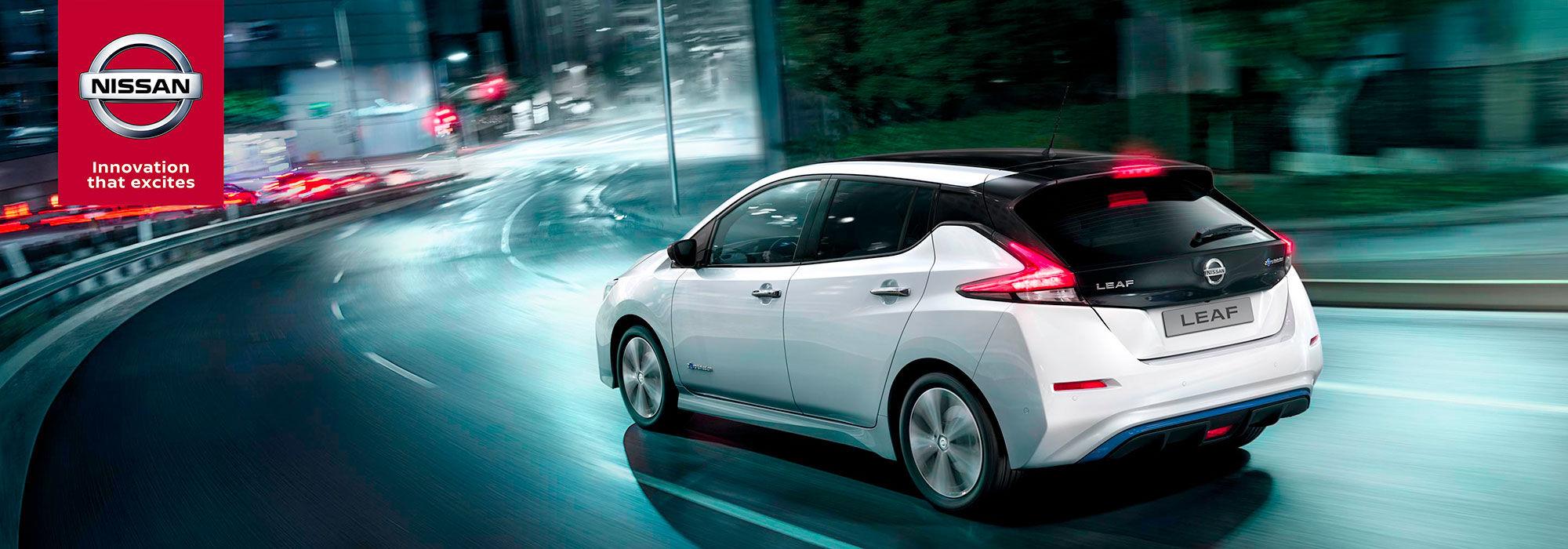 Nissan henkilöautot | Loimaan Laatuauto