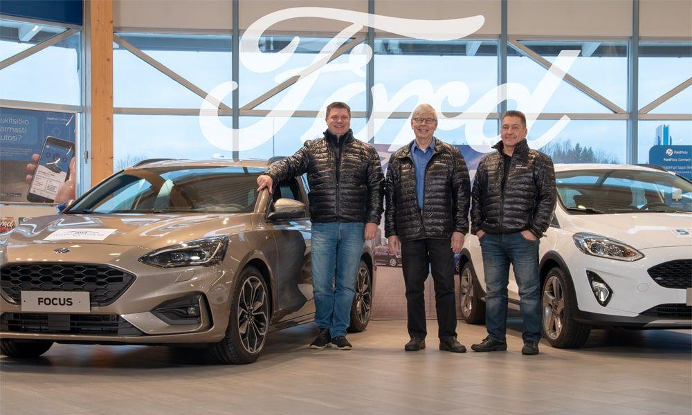 Ford henkilöstö | Loimaan Laatuauto