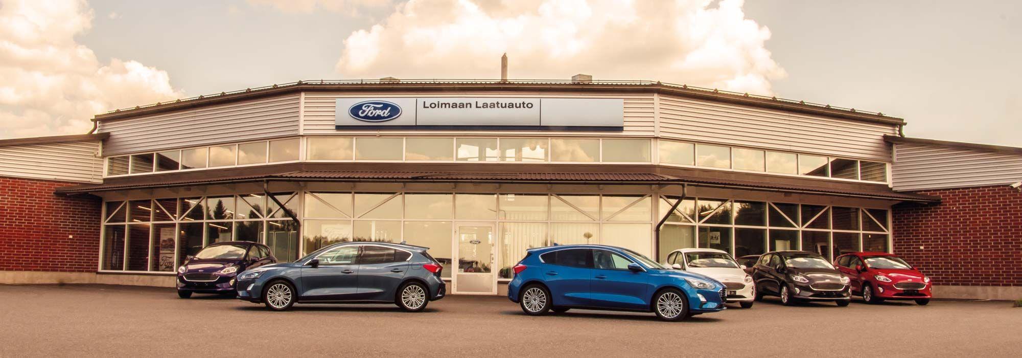 Ford Dealers Ma >> Ford Loimaa Auto Kaikkiin Tarpeisiin Loimaan Laatuauto Oy
