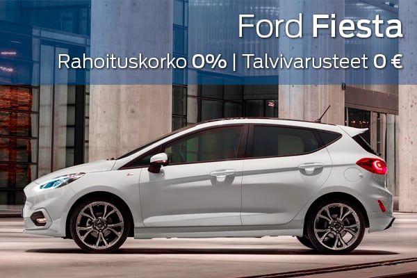 Ford Fiesta kampanja | Loimaan Laatuauto