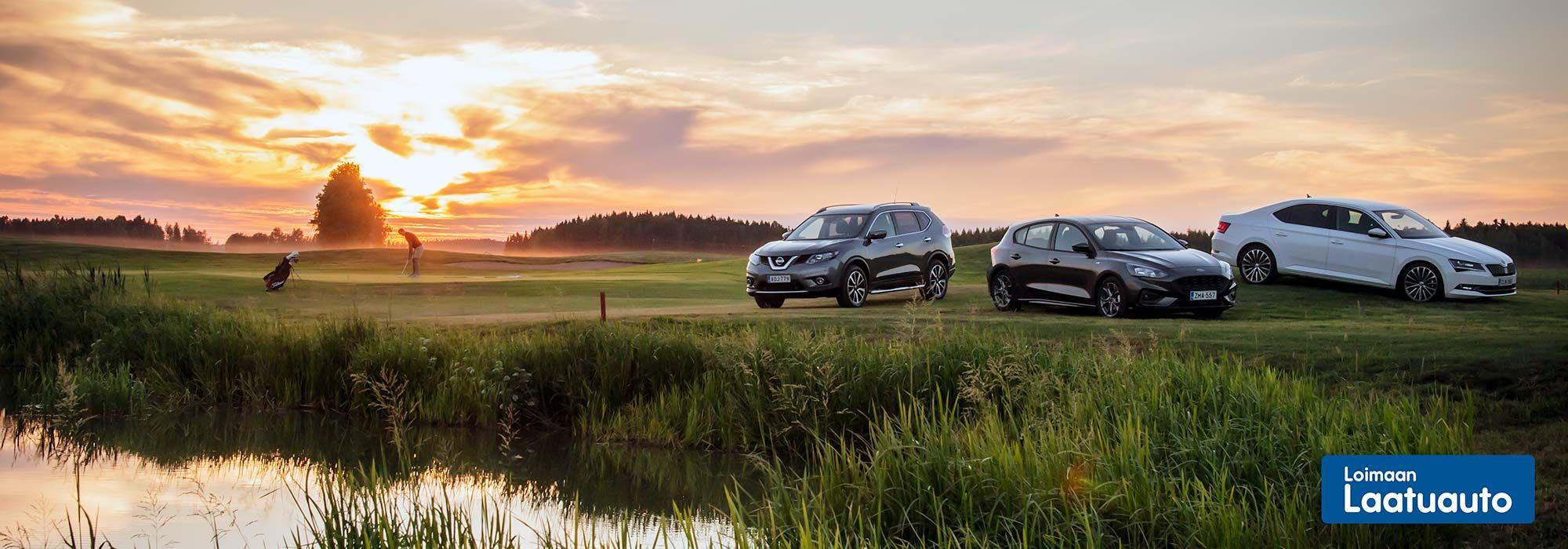 Vaihtoautot yli 300 auton valikoimasta | Loimaan Laatuauto Oy