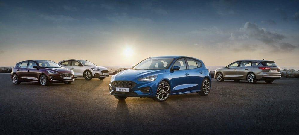 Ford Focus mallisto |Loimaan Laatuauto Oy