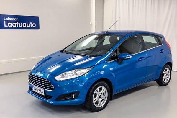 Ford Fiesta 1.0 Ecoboost | Loimaan Laatuauto Oy