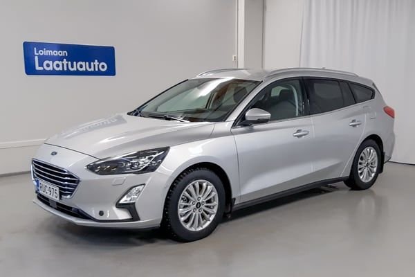Ford Focus 1.0 Ecoboost Titanium Wagon | Loimaan Laatuauto Oy