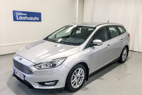 Ford Focus Ecoboost Wagon | Loimaan Laatuauto Oy