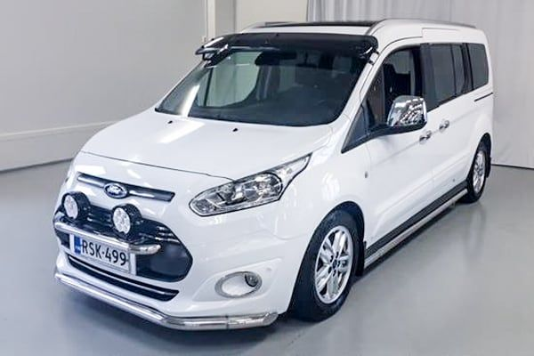 Ford Grand Tourneo Connect | Loimaan Laatuauto Oy