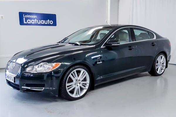 Jaguar XF 3.0d S Luxury | Loimaan Laatuauto Oy