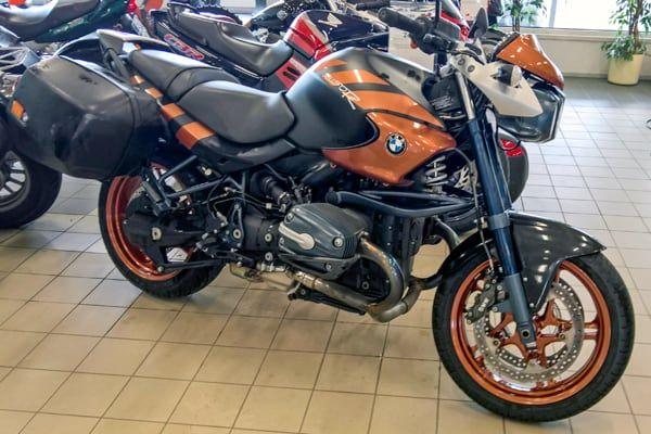 BMW R 1150 R Rockster | Loimaan Laatuauto Oy