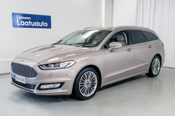 Ford Mondeo Vignale Wagon | Loimaan Laatuauto Oy
