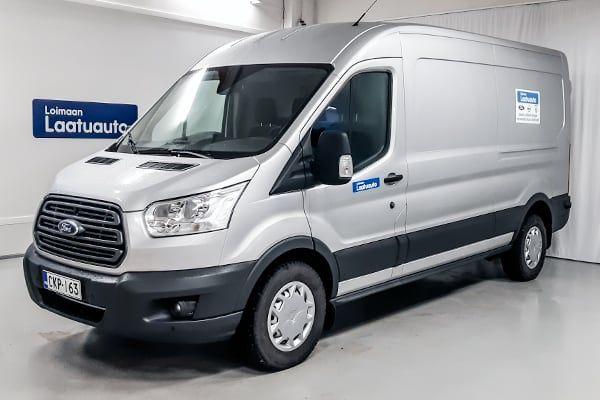 Ford Transit Van 350 | Loimaan Laatuauto Oy