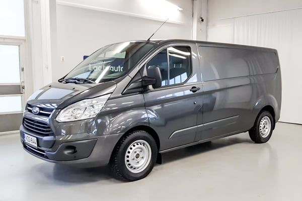 Ford Transit Custom 310 | Loimaan Laatuauto Oy