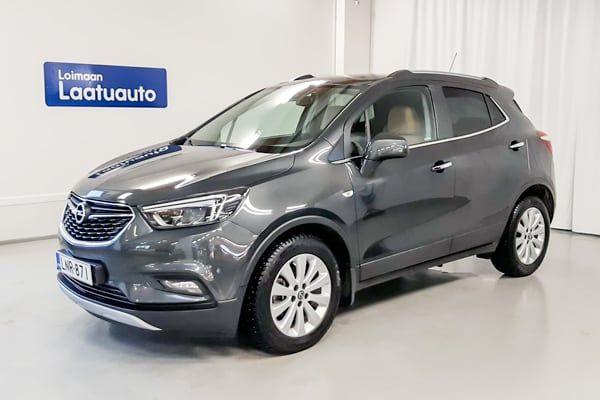Opel Mokka CDTi X Innovation | Loimaan Laatuauto Oy