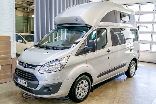 Westfalia Ford Transit Custom | Loimaan Laatuauto Oy