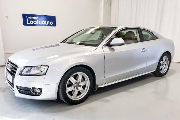 Audi A5 Coupe 3.2 V6 Quattro | Loimaan Laatuauto Oy