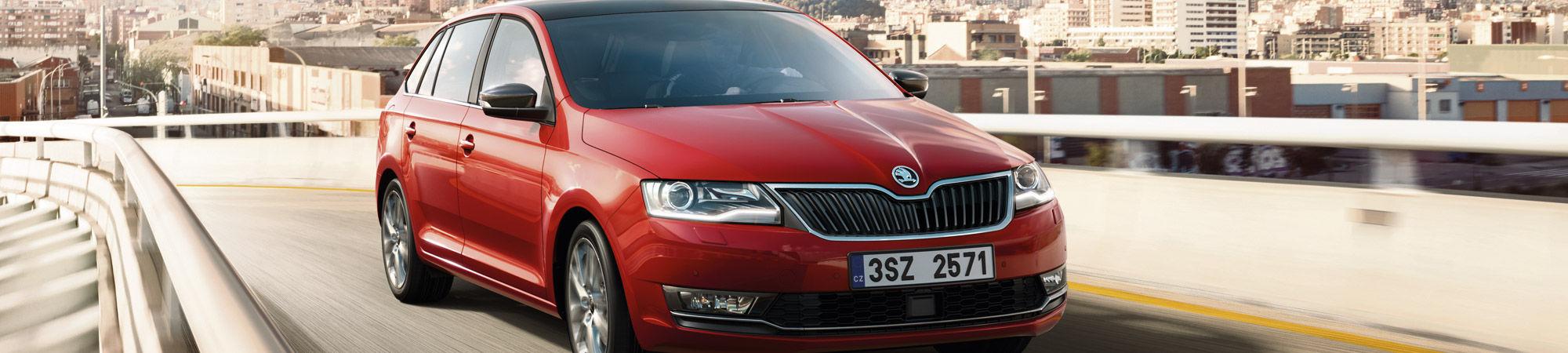 Škoda Rapid tarjoaa isosti tilaa ja tyyliä